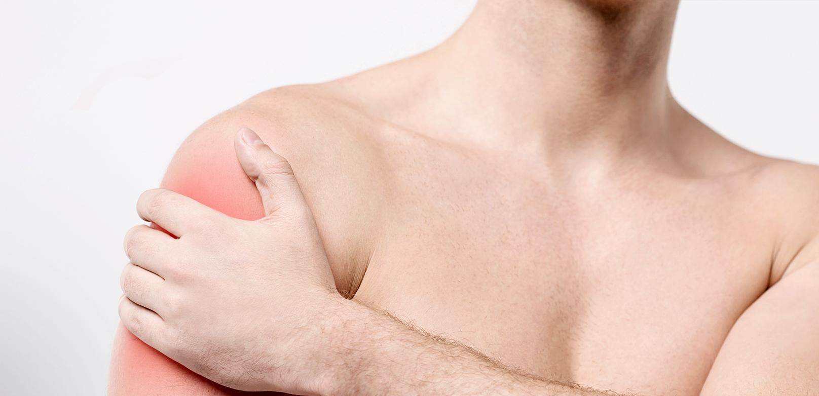 Skuldersmerter kan lindres med fysioterapi